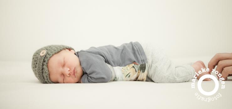 Quinn van Keijsteren newborn